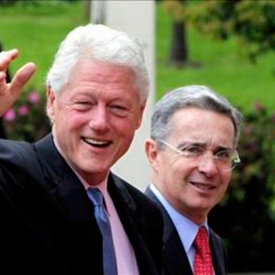 """Uribe no se quedó callado con los expresidentes de la """"Tercera Vía"""""""