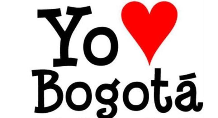 Yo quiero a Bogotá, ¿ y usted?