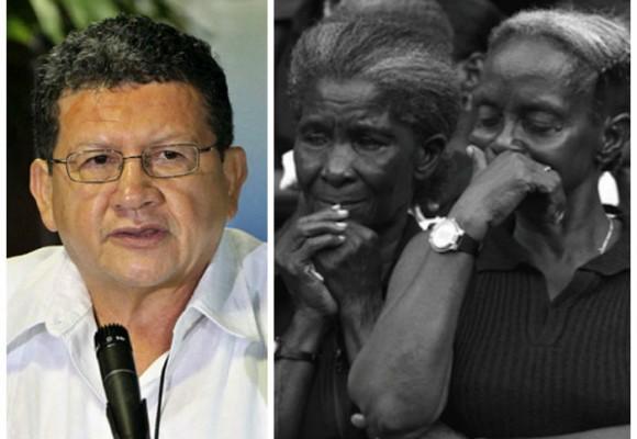 Pablo Catatumbo habla de las víctimas