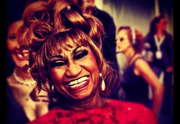 Despedida a Celia Cruz