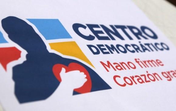 Centro Democrático, oficalmente un partido