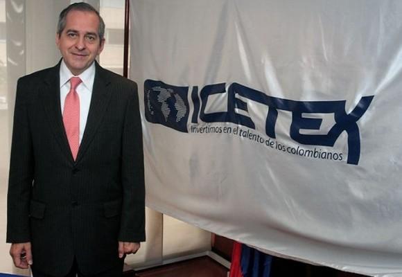 """""""Una de mis metas es que el Icetex no sea tan solo una entidad financiera"""": Fernando Rodríguez"""