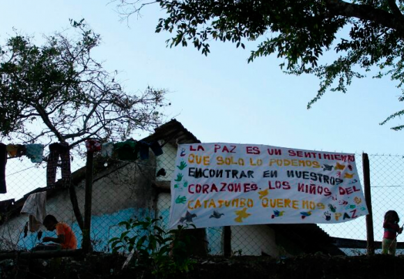 Paro armado del ELN en Norte de Santander