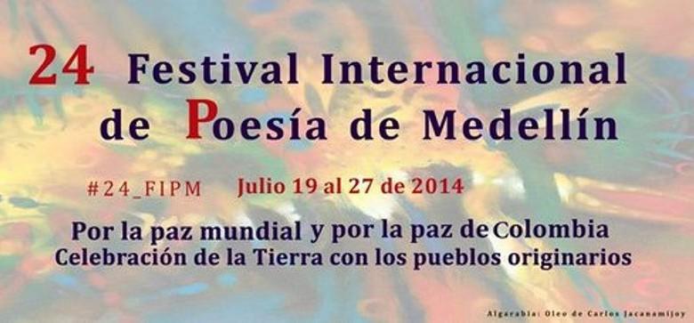Festival Internacional de Poesía en Medellín