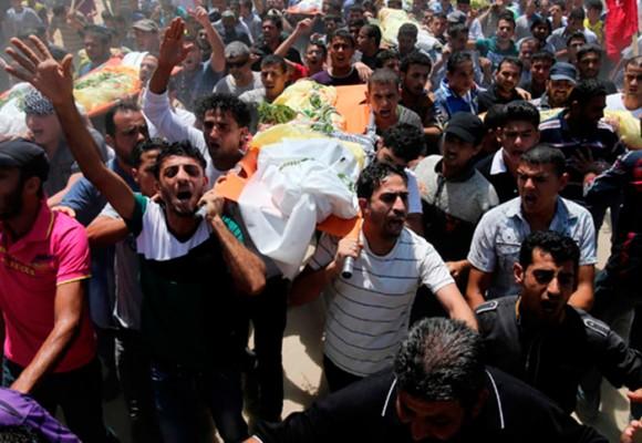 Quebrando los mitos de Israel sobre el conflicto en Gaza