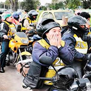 Motocicletas tendrán pico y placa en Bogotá por partido de Colombia