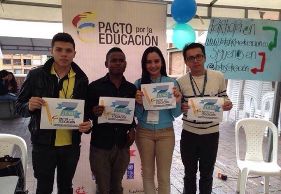 Se abre el diálogo para mejorar la calidad de la educación en Colombia