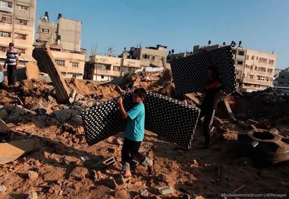 Masacre en Gaza 2014: una estrategia política calculada