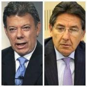 El ofrecimiento de Santos a Néstor Humberto Martínez