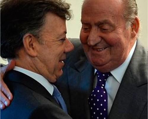 La última palomita del Rey Juan Carlos