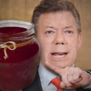 ''El que no le guste la mermelada, que se vacune contra la diabetes'' Santos