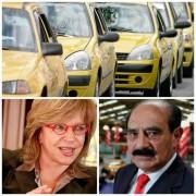 Uldarico y los amarillos se la ganaron a Uber
