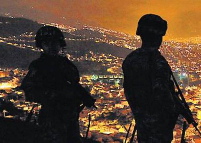 Guerra al interior del 'Pacto del fusil'