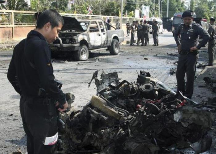 Diálogos de paz en medio de las bombas