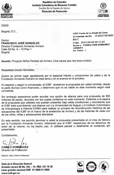 Carta-ICBF