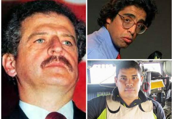 Las muertes de Galán, Garzón  y Cervantes