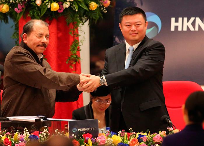 El billonario chino socio de Daniel Ortega en el canal de Nicaragua