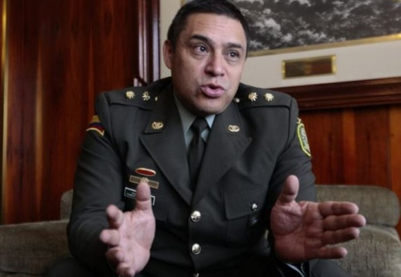 ¿General Guatibonza, y la seguridad en Bogotá?