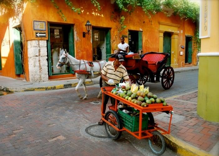 Cartagena, esa ciudad que tiene tres caras