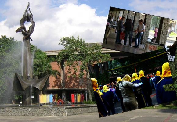 La Universidad de Antioquia sin mano firme ni corazón grande