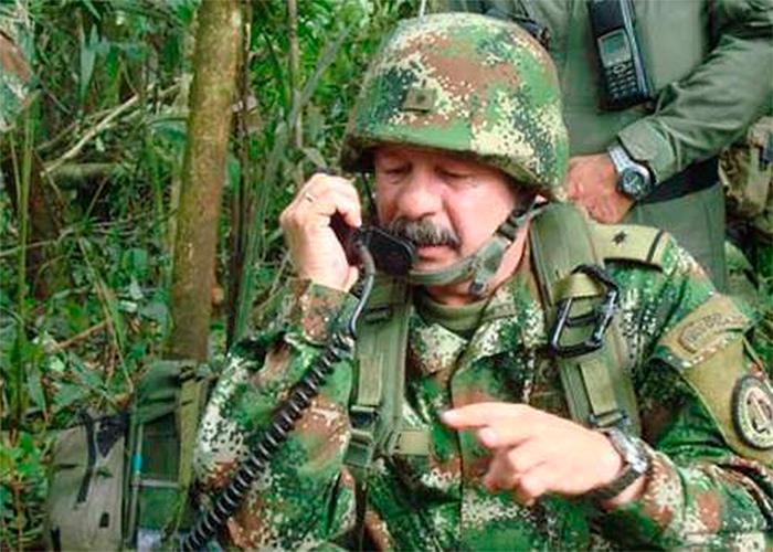 ¿Quién es el general Flórez, el más duro guerrero contra las Farc?