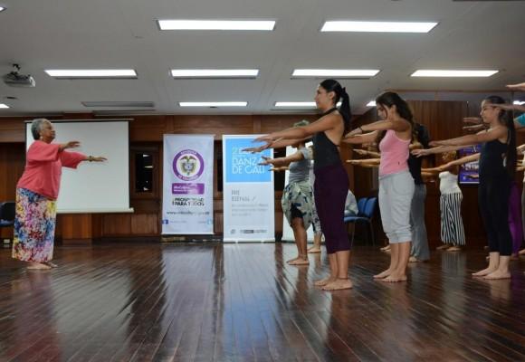 El Petronio Álvarez conmovió a una maestra de la danza mundial