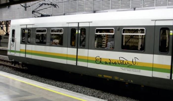 Encuentros y desencantos en el Metro de Medellín
