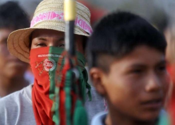 El asesinato de comuneros del pueblo Nasa