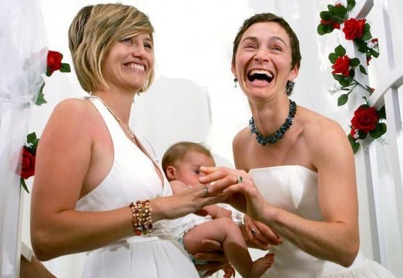 Tolerancia frente adopción de parejas gay