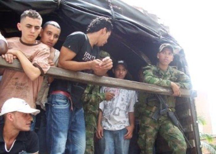 En Nariño el Ejército recluta a la fuerza