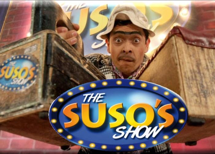 The Suso's Show: ¡Qué producto televisivo tan malo!
