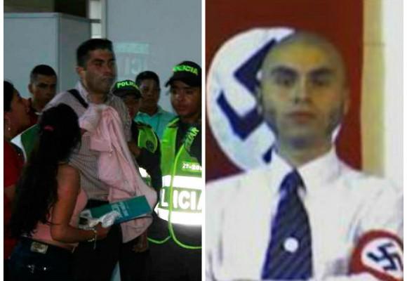Eduardo Romano, el exjefe neonazi que le metió violencia al Encuentro de Víctimas