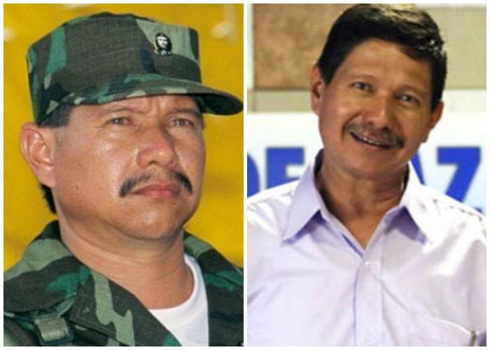 El general Flórez se encontró en La Habana con alias Fabián Ramírez a quien persiguió personalmente en el Caquetá.
