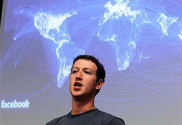 Facebook presenta caída a nivel mundial