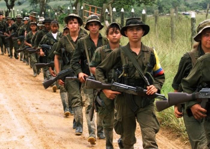 Trabajo social para las FARC como pena a sus delitos