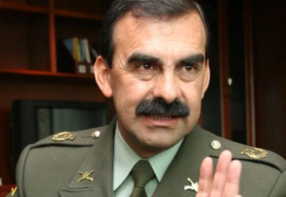 ¿El General Palomino no hace caso?