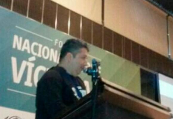 El periodista Herbin Hoyos se salió con la suya
