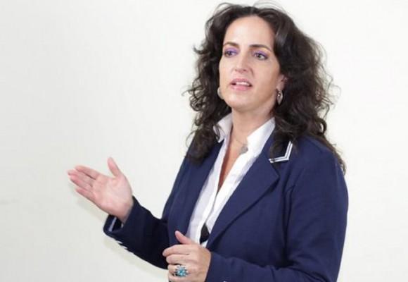 María Fernanda Cabal hablando de vagos