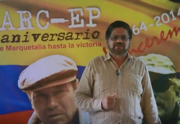 Según Iván Márquez el conflicto continúa