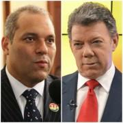 Rebelión de la bancada costeña en La U contra Santos por el gabinete