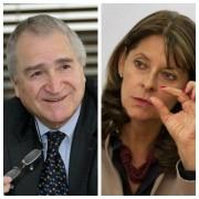 La decepción de Omar Yepes con Marta Lucía Ramírez