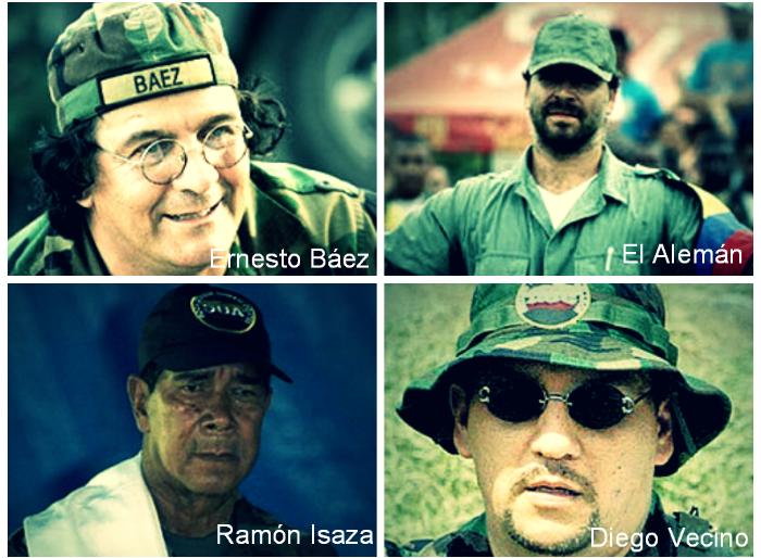 La lista confirmada de los 11 exjefes paramilitares que este año quedan en libertad