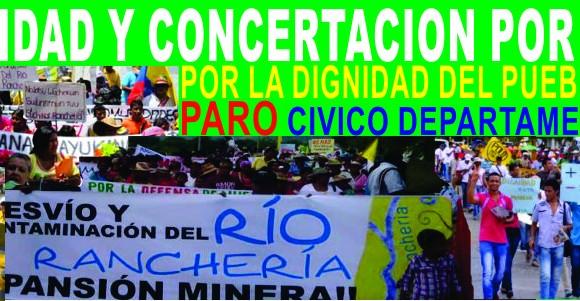 Guajiros obligan al gobierno colombiano a sentarse a negociar