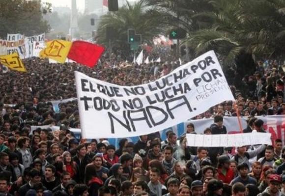 La nueva fuerza de la protesta social