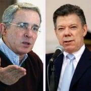 Maniobra de Santos para revivir el para- debatecontra Uribe