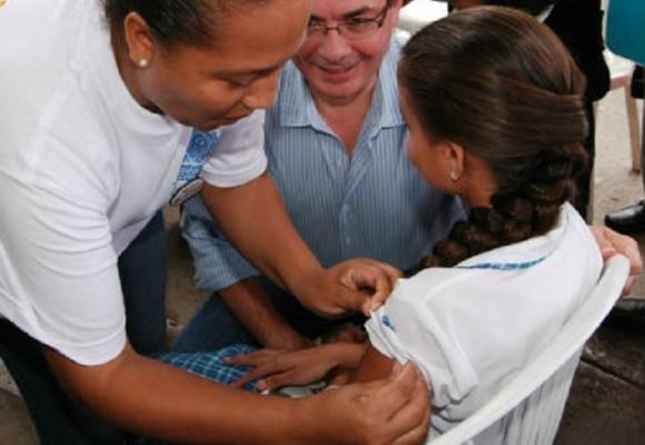 La vacuna contra el virus del papiloma y el viacrucis de las niñas del Carmen de Bolívar