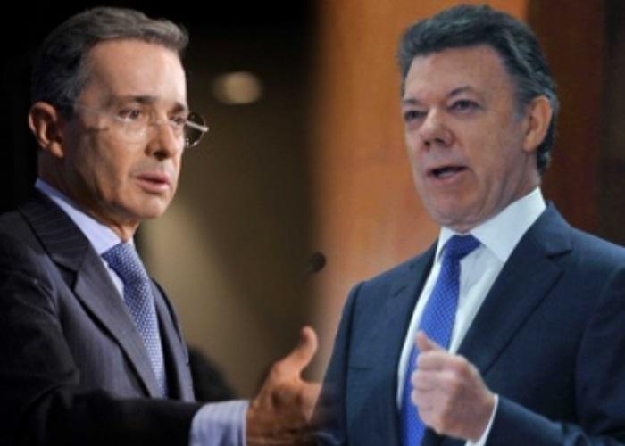 Del himno de Uribe al himno de Santos