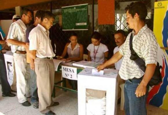 Sequía electoral en la península