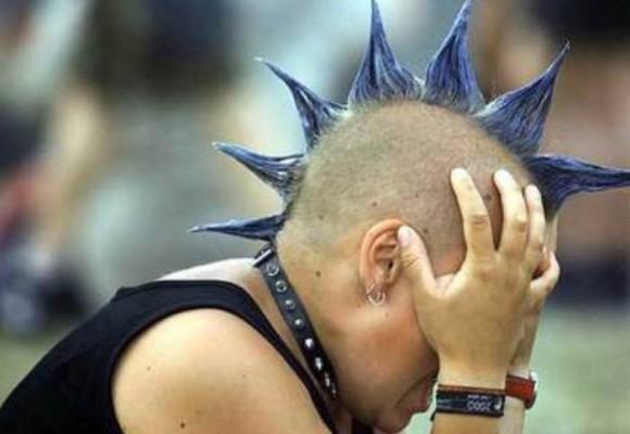 La furia del punk en Colombia