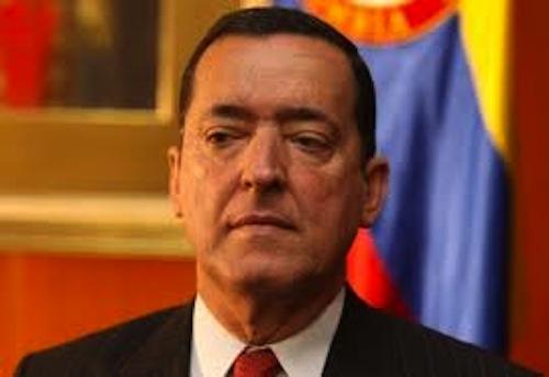 El magistrado Jorge Iván Palacio reconoció haber visitado a los niños y tener un sobrino con el nombre que le aportó el periodista Juan Carlos Giraldo